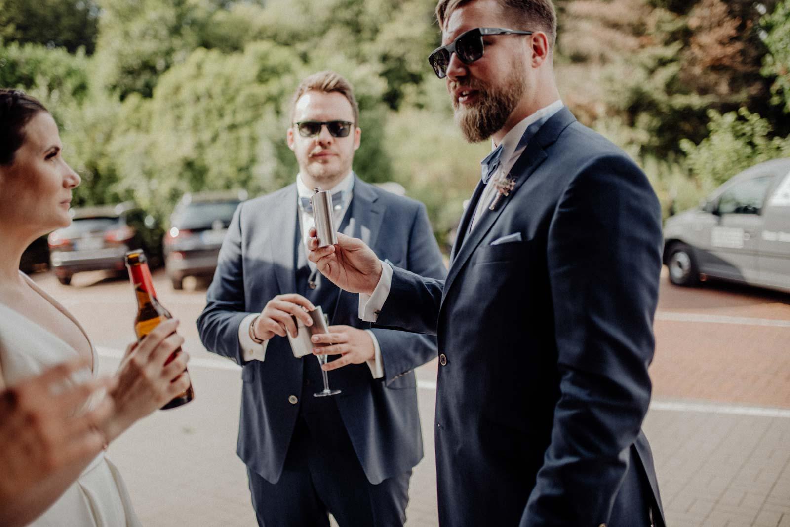hochzeit bridesmaids party golfhotel vesper sprockhoevel