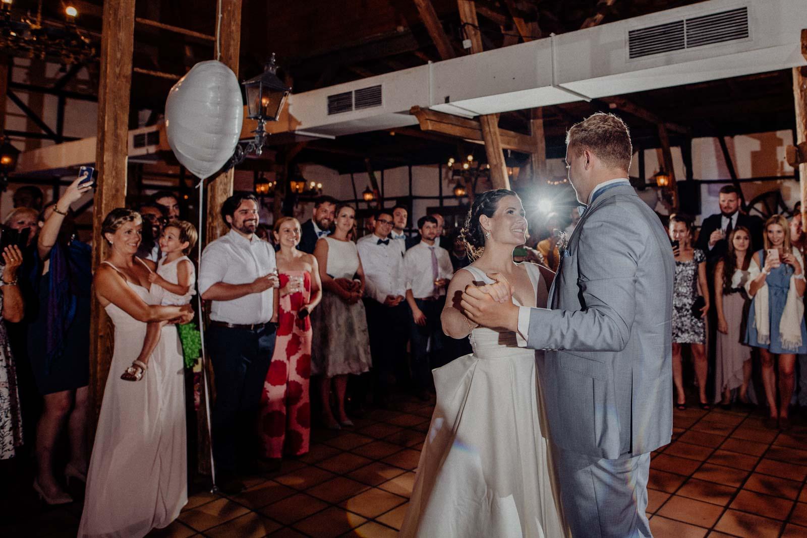 First Dance am Hochzeitstag