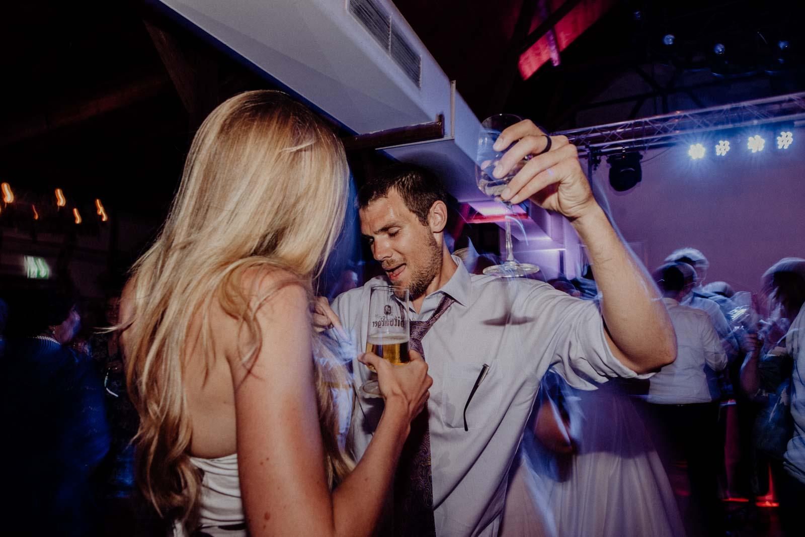 Hochzeitsfotograf Witten Blitzbilder Hochzeit