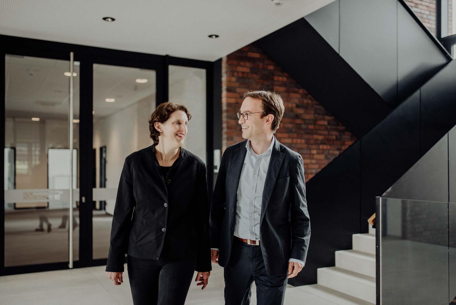 Inhaberehepaar Scheffler Helbich Architekten Dortmund