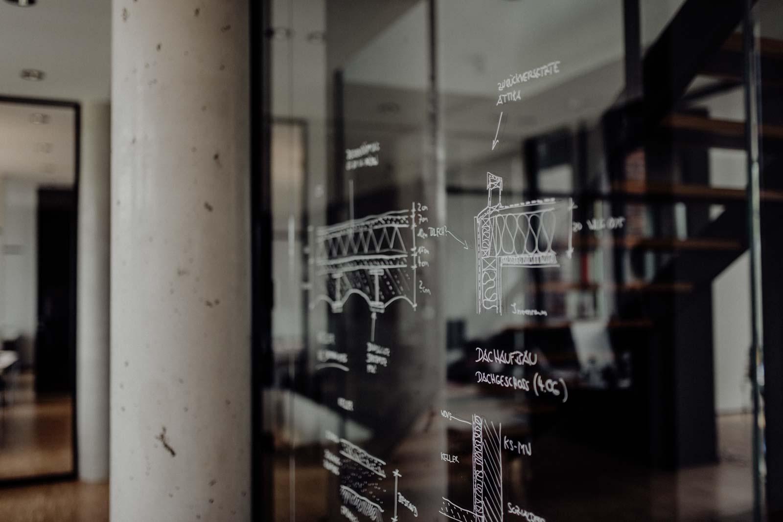 Businessreportage bei SHA Scheffler Helbich Architekten Dortmund mit vielen Detailaufnahmen