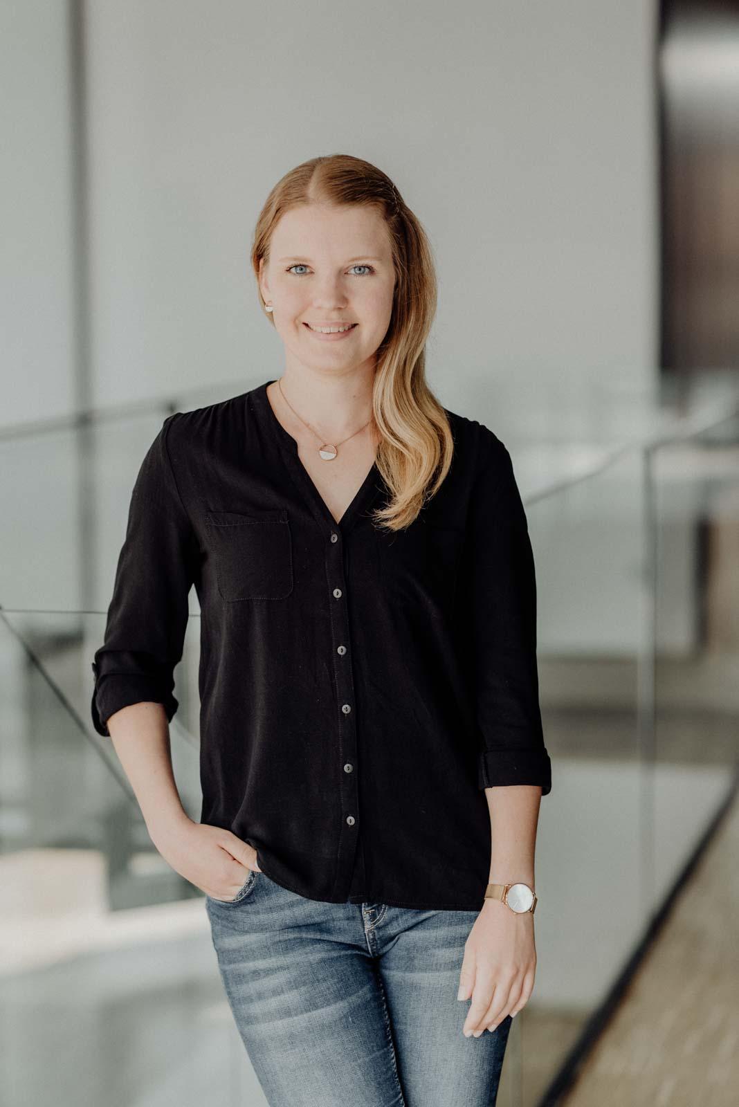 Businessportraits Architektin Dortmund SHA