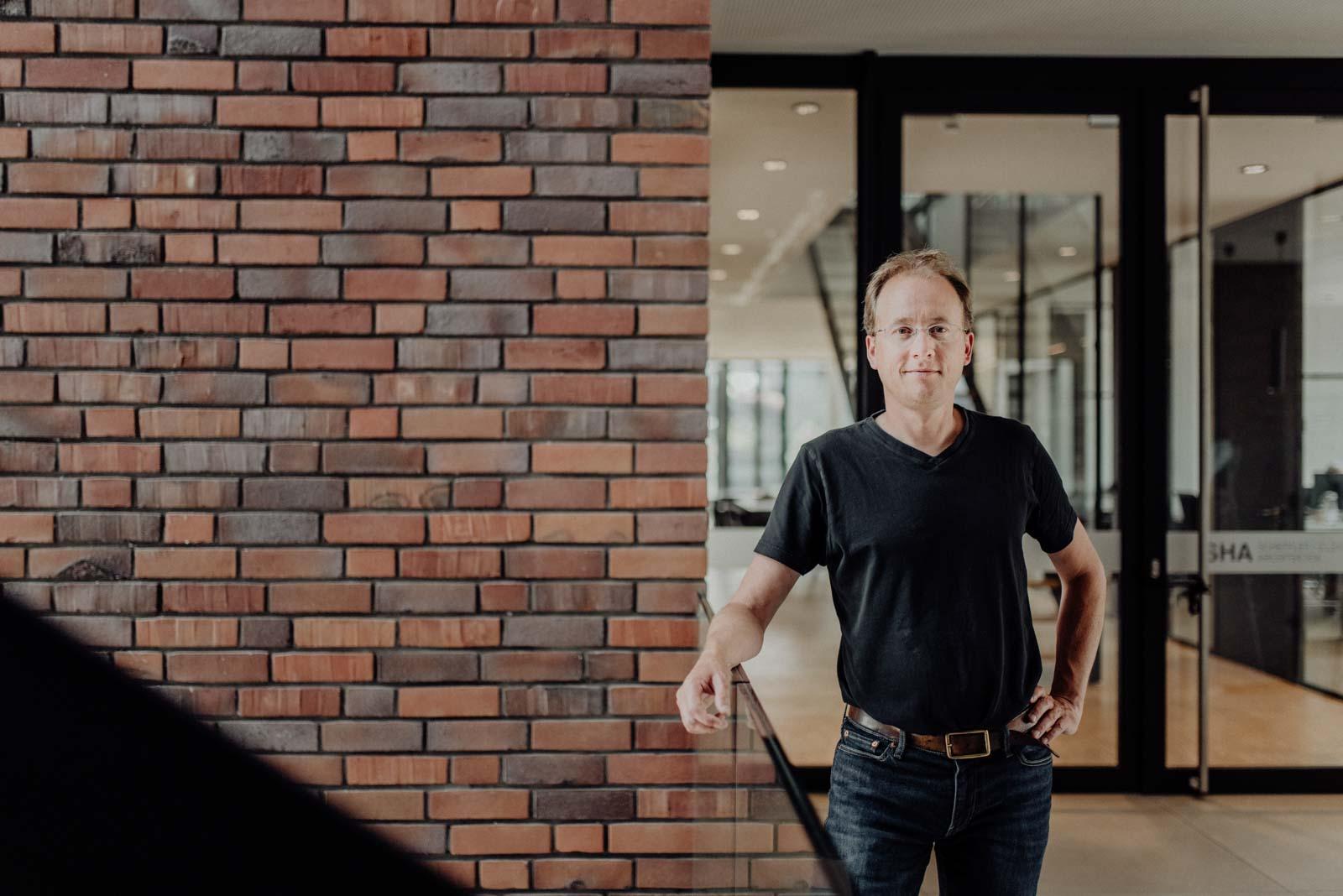 Mitarbeiterportrait Architekturbuero Dortmund